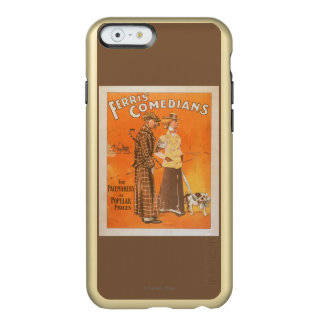 """Ferris Comedians """"Pacemakers at Popular Prices"""" Incipio Feather Shine iPhone 6 Case"""
