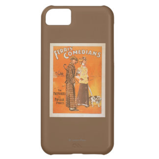 """Ferris Comedians """"Pacemakers at Popular Prices"""" iPhone 5C Case"""