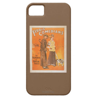 """Ferris Comedians """"Pacemakers at Popular Prices"""" iPhone SE/5/5s Case"""