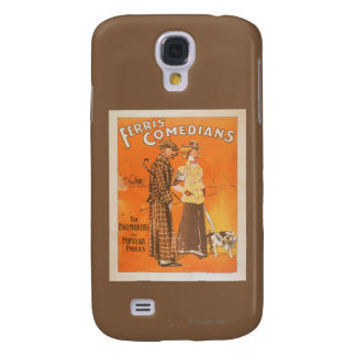 """Ferris Comedians """"Pacemakers at Popular Prices"""" Samsung Galaxy S4 Cover"""