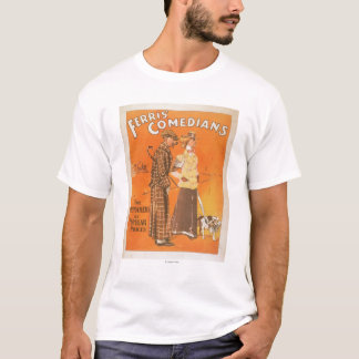 """Ferris Comedians """"Pacemakers at Popular Prices"""" T-Shirt"""