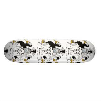 Ferris Family Crest Skateboards