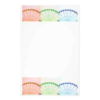 Ferris of Fun Stationery