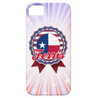 Ferris, TX iPhone 5 Case-Mate Cárcasa