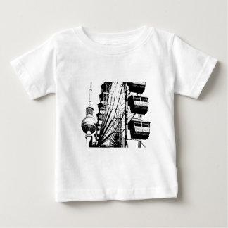 Ferris Wheel_01.01_G with Berlin TV Tower, Alex Baby T-Shirt