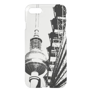 Ferris Wheel_01.01_G with Berlin TV Tower, Alex iPhone 8/7 Case