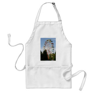 Ferris Wheel Adult Apron