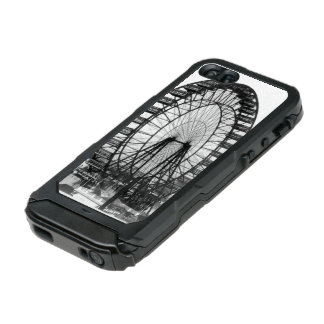 Ferris Wheel at Chicago World's Fair Waterproof Case For iPhone SE/5/5s