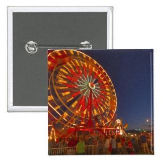 Ferris wheel at dusk at the Northwest Montana Pin
