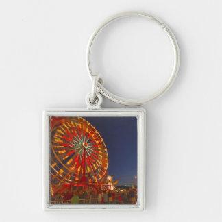 Ferris wheel at dusk at the Northwest Montana Keychain