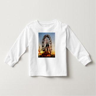 Ferris Wheel at Night Toddler T-shirt