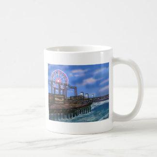 Ferris Wheel at the Boardwalk Mugs