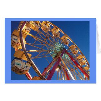 Ferris Wheel, August 2004 Card