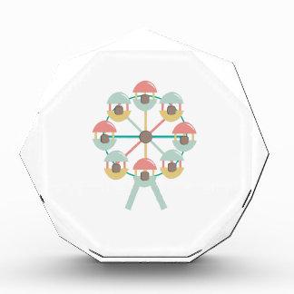 Ferris Wheel Acrylic Award