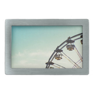 Ferris Wheel Belt Buckles