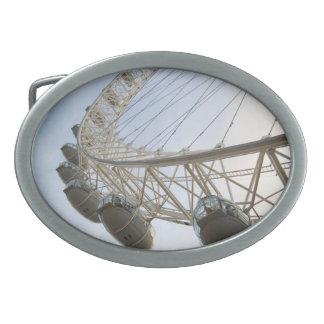 ferris wheel oval belt buckles