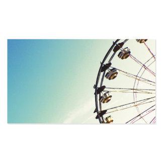 Ferris Wheel Business Card