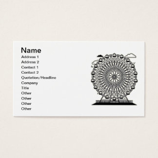 Ferris_Wheel Business Card