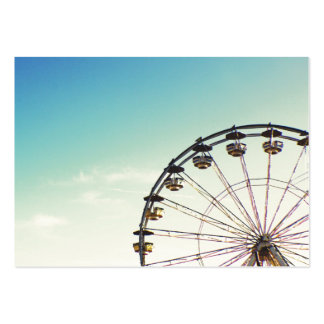 Ferris Wheel Business Card Templates