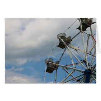 """""""ferris wheel"""" by Larry Coressel Cards"""