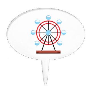 Ferris Wheel Cake Picks