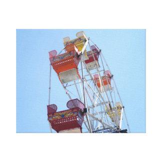 Ferris Wheel Canvas