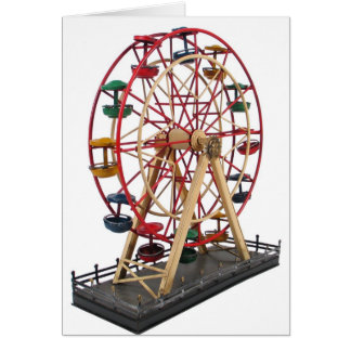 Ferris Wheel! Card