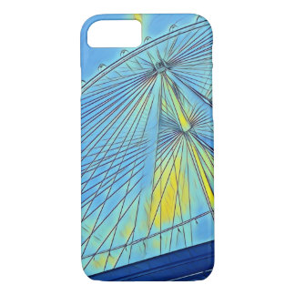 Ferris Wheel Cell Phone Case
