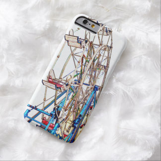 Ferris Wheel-Chalk Outline by Shirley Taylor Barely There iPhone 6 Case