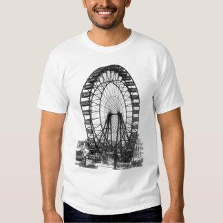 Ferris Wheel Chicago World Fair Shirt