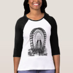 Ferris Wheel Chicago World Fair T-Shirt