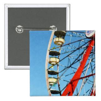 Ferris Wheel Closeup Button