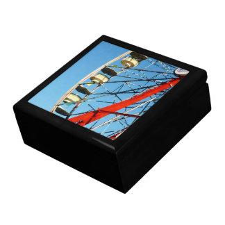 Ferris Wheel Closeup Gift Boxes