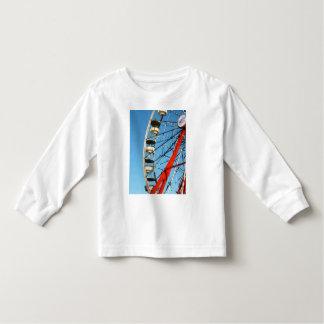 Ferris Wheel Closeup T-shirts
