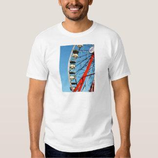 Ferris Wheel Closeup Tee Shirt