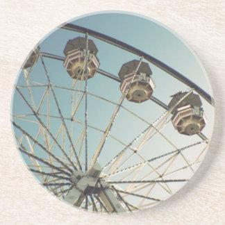 Ferris Wheel Beverage Coaster
