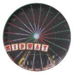 Ferris Wheel Collector Plate