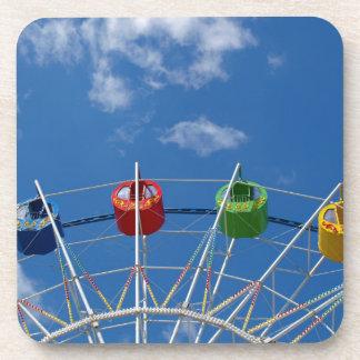 Ferris Wheel Beverage Coasters