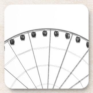 Ferris Wheel Drink Coasters