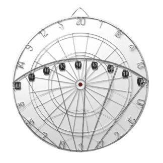 Ferris Wheel Dartboard With Darts