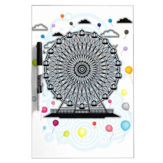 Ferris_Wheel Dry Erase Board