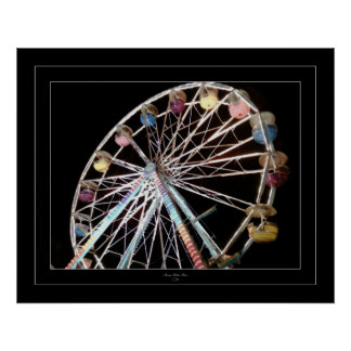 Ferris Wheel Fun Print