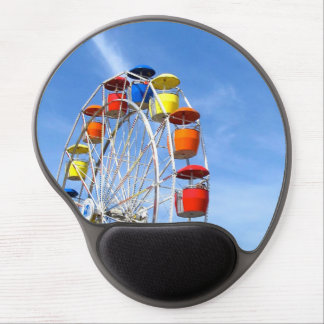 Ferris Wheel Gel Mouse Pad