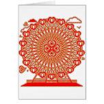Ferris_Wheel Greeting Cards