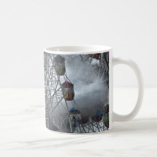 Ferris Wheel in the Clouds Coffee Mug