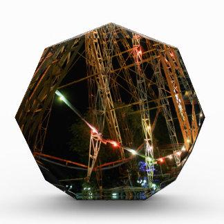 Ferris Wheel in Turkmenistan Acrylic Award