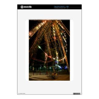 Ferris Wheel in Turkmenistan Decal For The iPad