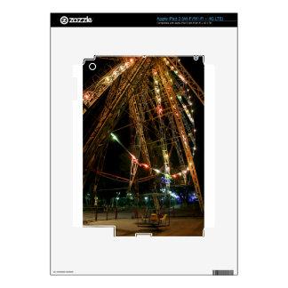 Ferris Wheel in Turkmenistan Skin For iPad 3