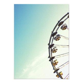 Ferris Wheel Invites