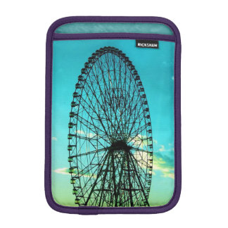 Ferris wheel iPad mini sleeves